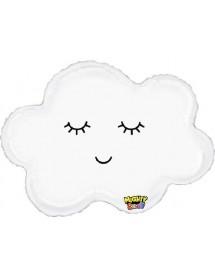 Balão Foil Nuvem ( 76cm )