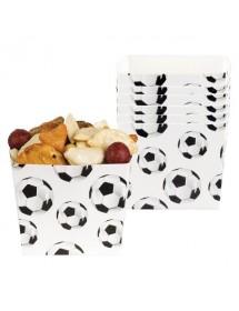 Taças Cartão Futebol ( Pack 6 )