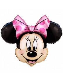 Balão Foil Cabeça Minnie