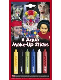 Lápis Maquilhagem (pack 6)