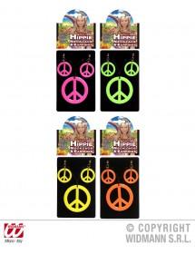 Colar e Brincos Hippie