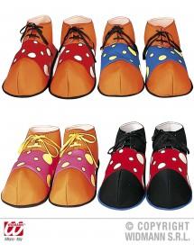 Sapatos Maxi Palhaço
