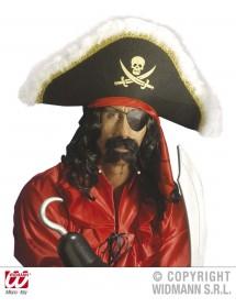 Chapéu Pirata Luxo