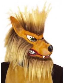 Máscara Completa Lobo