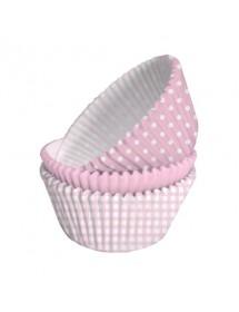 75 Formas Cupcakes Rosa