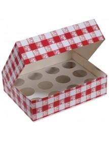Caixa p/ Cupcakes