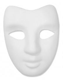 Máscara Branca 03