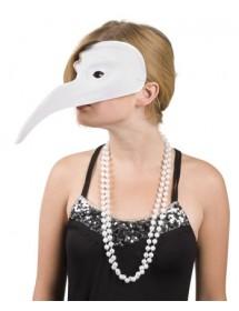 Máscara Branca Veneza