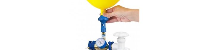Enchimento de Balões com Hélio