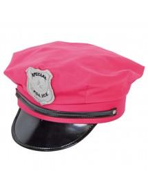 Chapéu Polícia Rosa