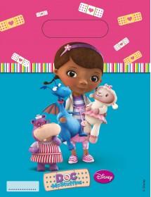 Sacos Dra. Brinquedos (6 unidades)