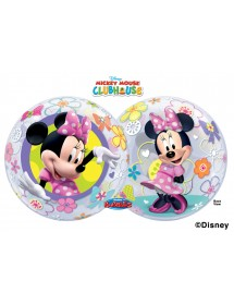 Balão Bubbles Minnie 56cm