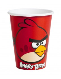 Copos Angry Birds (pack 8)