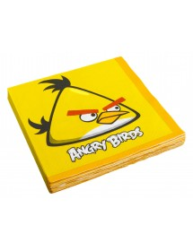 Guardanapos Angry Birds (pack 16)