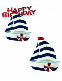 Barcos Happy Birthday (pack 2)