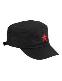 Chapéu Estrela Vermelha