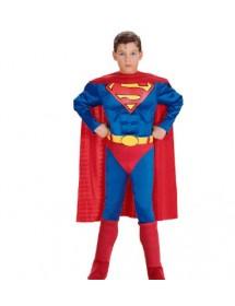 Fato Super Homem Deluxe