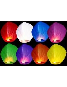 Lanterna Chinesa Colorida