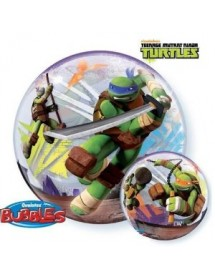 Balão Bubbles Turtles 56cm