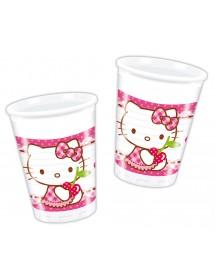 Copos Hello Kitty
