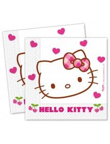 Guardanapos Hello Kitty (pack 20)