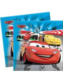 Guardanapos Cars
