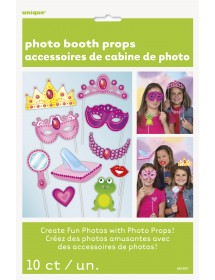 Photo Booth Princesas