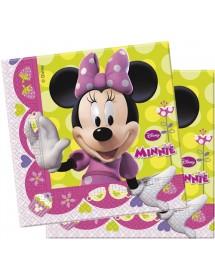 Guardanapos Minnie (pack 20)