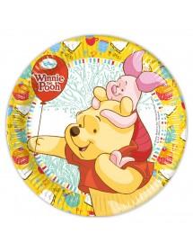 Pratos Winnie the Pooh