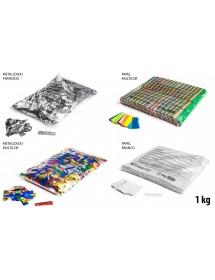 Confetis Papel p/ Máquinas (1kg)