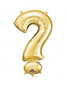 Balão Foil & 41cm Dourado