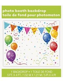 Fundo para Photo Booth Aniversário