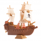 Decoração Barco Bolo