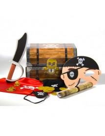 Tesouro Pirata c/ 7 Peças