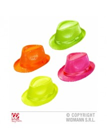 Chapéu Shine Neon