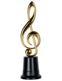 Troféu Prêmio Música 21cm