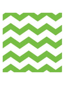 Guardanapo Chevron (pack 16) Dupla Face