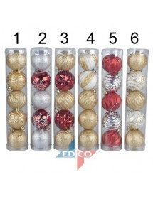 Bolas de Natal ( Pack 5 )