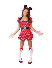 Vestido Ratinha