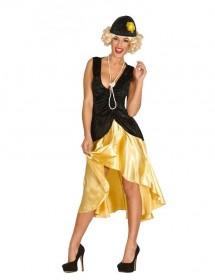 Vestido Mulher Anos 20