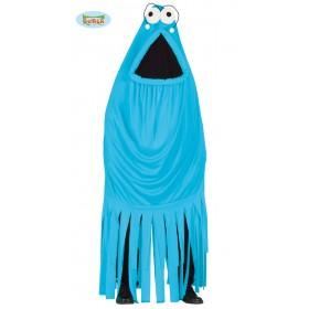 Fato Monstro Azul