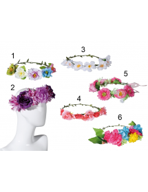 Coroa Flores Deluxe