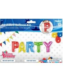 Palavra Party Foil