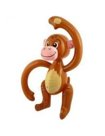 Macaco Insuflável 58cm