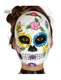 Máscara dia dos Mortos