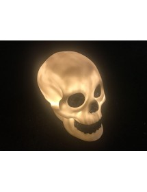 Caveira LED Deluxe ( 22cm )