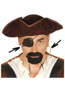 Pala e Brinco Pirata