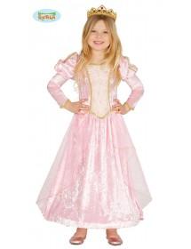 Fato Criança Princesa Veludo