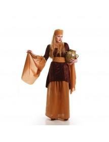 Vestido Mulher Medieval