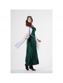 Vestido Mulher Medieval II